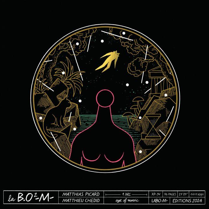 Album Matthieu Chedid 2015 La BO 2 M Labo M